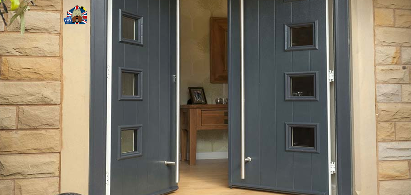 Sleek and Stylish Range of Door Designs